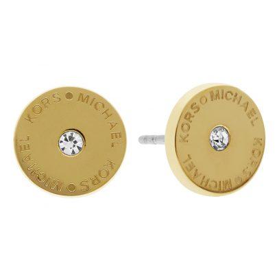 Michael Kors MKJ4668710 Logo Damen-Ohrringe 4053858510920