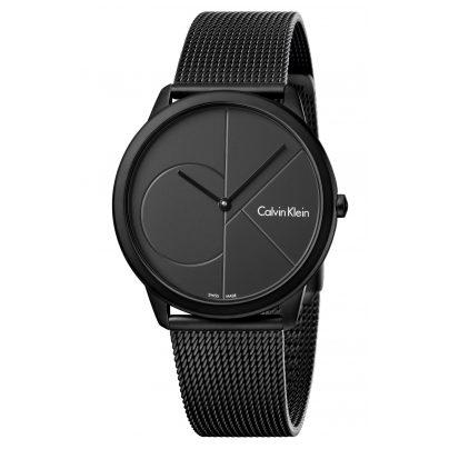 Calvin Klein K3M514B1 Minimal Herren-Armbanduhr 7612635111063