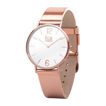 Ice-Watch 015085 Damen-Quarzuhr City Sparkling Metal Rosegold XS 4895164080243