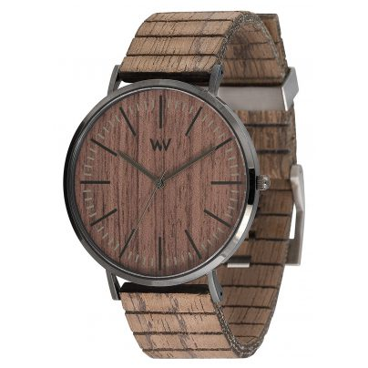 WeWood WW61001 Herrenuhr Horizon Nut Gun Oak 0610373992002