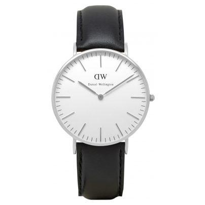 Daniel Wellington 0608DW Sheffield Silver Ladies Watch 7350068240492