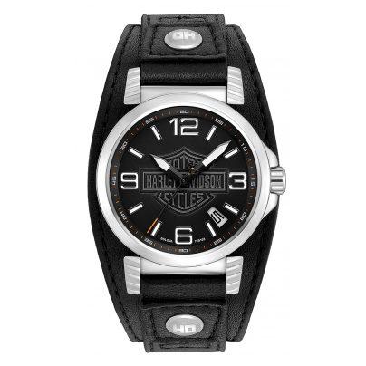 Harley-Davidson 76B163 Herren-Armbanduhr 7613077497890