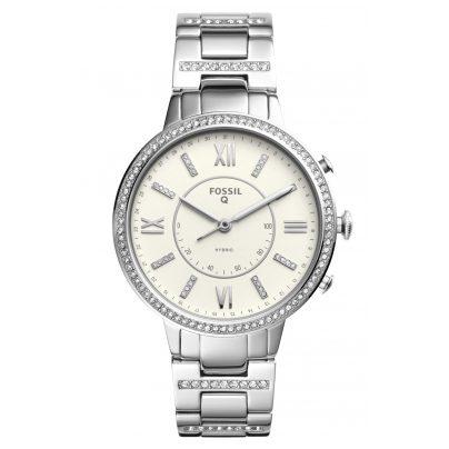 Fossil Q FTW5009 Virginia Hybrid Damen-Smartwatch 4053858947641