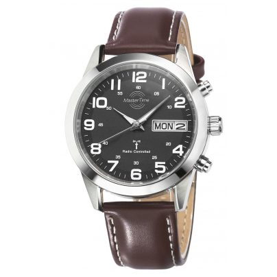 Master Time MTGS-10448-22L Advanced Herren-Funkuhr 4260411152903