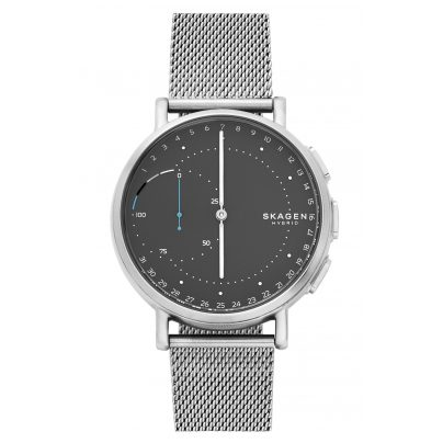 Skagen Connected SKT1113 Signatur Hybrid Herrenuhr Smartwatch 4053858906075